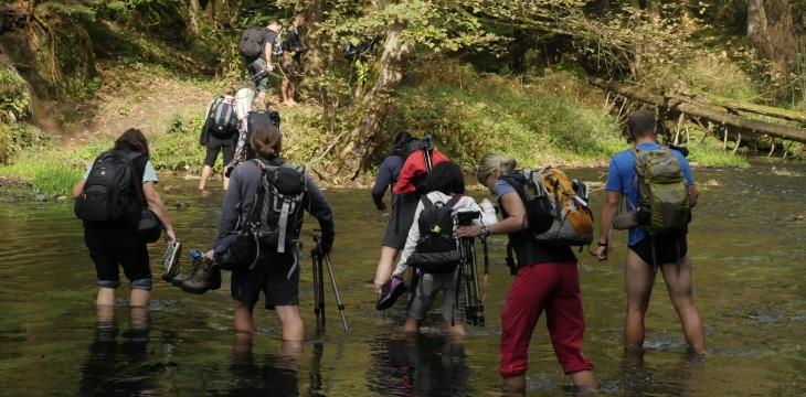 Großes Fotoworkshop-Wochenende 2018 in der Böhmischen Schweiz
